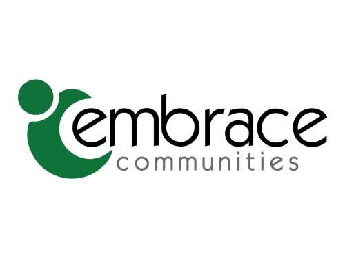 Embrace Communities logo